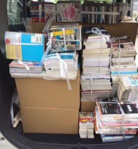 埼玉県さいたま市見沼区 【めぞん一刻・文庫セット】他、コミック・書籍・DVD・CD・ゲームソフトを出張買取しました。