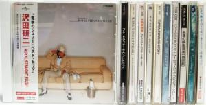 埼玉県熊谷市 CD約1000点出張買取しました。