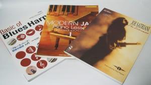 埼玉県加須市【バンドスコア ヴァン・ヘイレン グレイテスト・ヒッツ】【モダン・ジャズ・ピアノ・レッスン】他多数、古本出張買取しました。