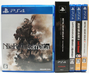 埼玉県熊谷市【ドラゴンクエストXI PlayStation 4】【ロスト・ユニバース DVD BOXセット】他多数、ゲームソフト・DVD出張買取しました。