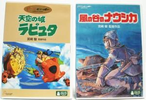埼玉県桶川市 アニメDVDを約250点出張買取しました。