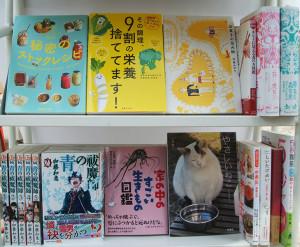 埼玉県北本市 【秘密のストックレシピ】【水煮缶 健康生活】【猫がいるから大丈夫】他多数、古本出張買取しました。