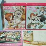 埼玉県春日部市【ガールズ&パンツァー  劇場版 Blu-ray ボックスセット】【アートの地殻変動】他多数、Blu-ray出張買取しました。