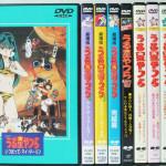 埼玉県行田市【うる星やつら】【めぞん一刻】【らんま1/2】他多数、DVD出張買取しました。